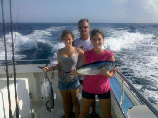 Fishing with the family samana fishing charters for Randys fishing trips