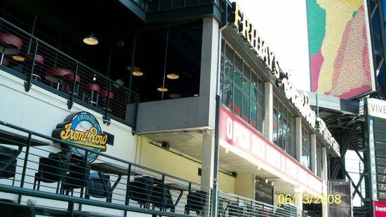 Chase Field: T.G.I. Fridays