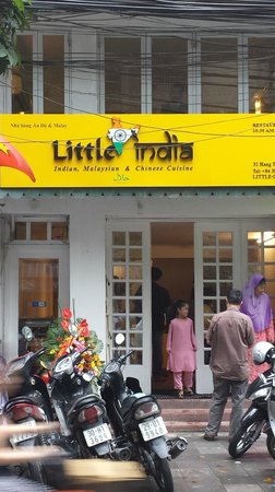 Little India: Front