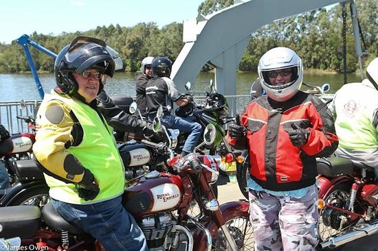 Timetravellers Motorcycle Tours & Events - Day Tours: Too much fun