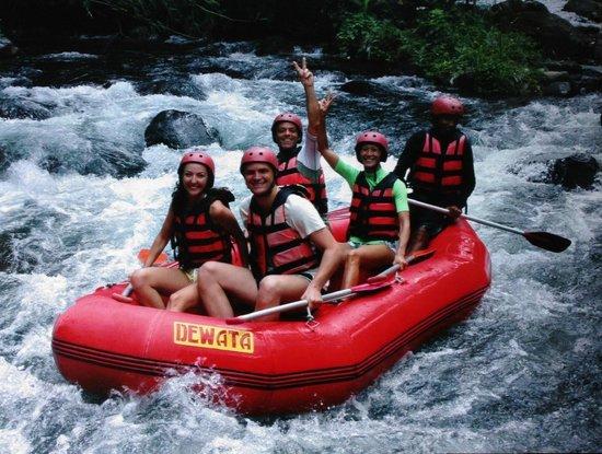 Surya Dewata Rafting