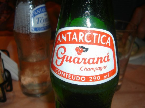 Churrascaria Jardins Grill: brazil soda