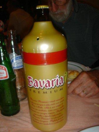 Churrascaria Jardins Grill: Local Beer