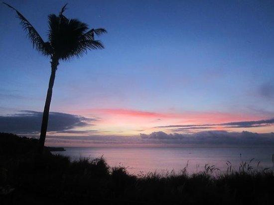 Holiday Inn Resort Baruna Bali: Sunset