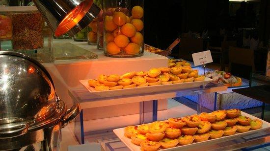 Aquamarine @ Marina Mandarin: desserts