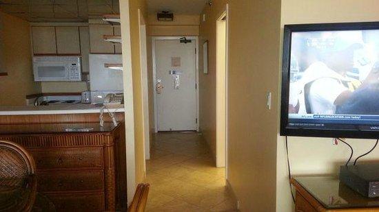 Aston Kaanapali Shores: Full in room kitchen