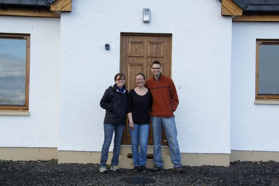 Seabound Bed and Breakfast: Myself, Claire and Trisatn