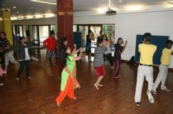 Club Mahindra Madikeri, Coorg: Dance class
