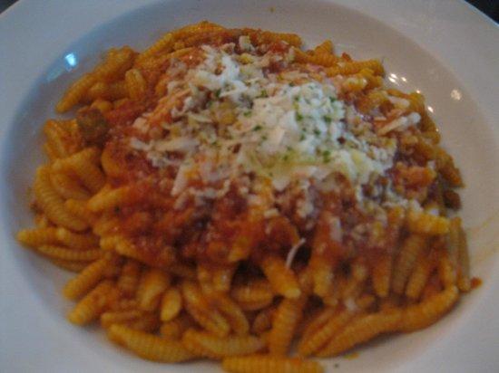 Tutto Italia Ristorante: My entree