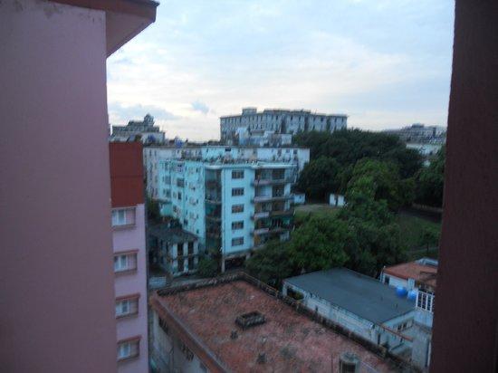 Hotel Vedado: Vista desde la habitación