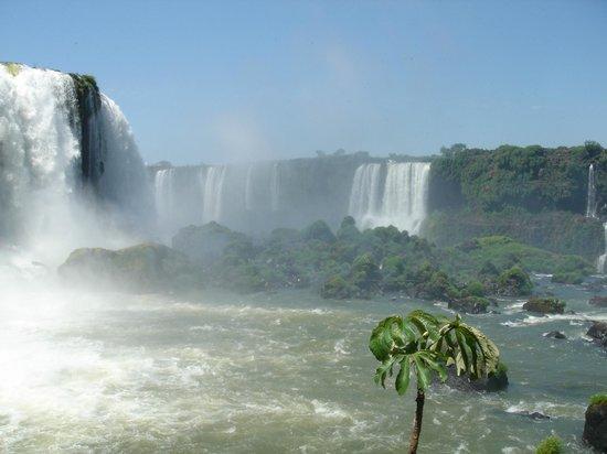 Parque Nacional do Iguaçu: Foz do Iguacu