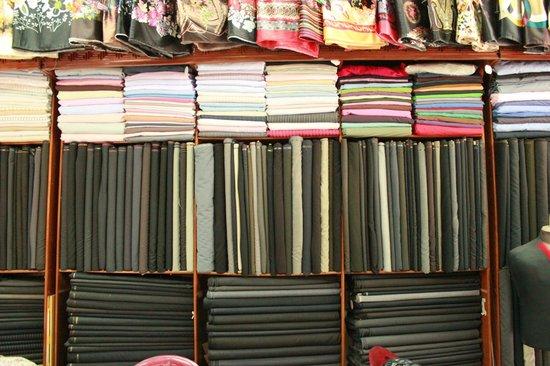 Cloth Shop Thanh Tu: Fabrics