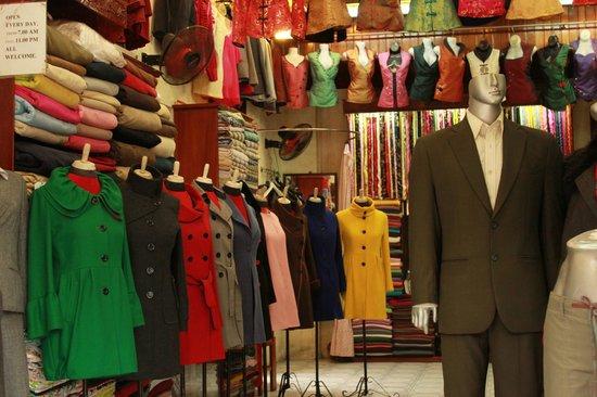 Cloth Shop Thanh Tu: Coats