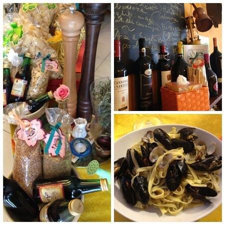 Osteria Caffe del Borgo: Очень красивое место!!!