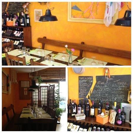 Osteria Caffe del Borgo: уютно))