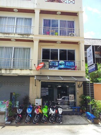 DD Guest House & Backpacker: hotel