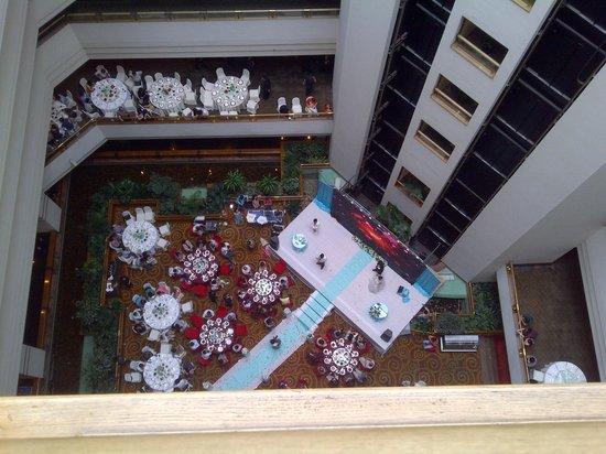 แกรนด์ เมโทร พาร์ค โฮเต็ล ซีอาน: visita de hotel