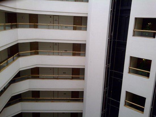 แกรนด์ เมโทร พาร์ค โฮเต็ล ซีอาน: hotel.