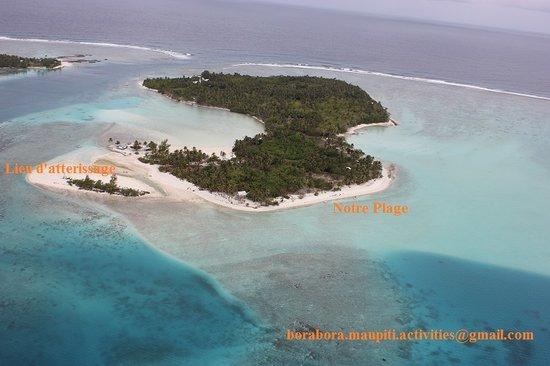 Maupiti Island, French Polynesia: MAUPITI Paradis et Tranquilité