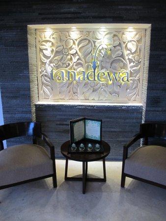 Tanadewa Luxury Villas & Spa: Tanadewa Resort