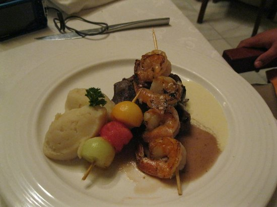 Grand Bahia Principe Jamaica: a la carte food
