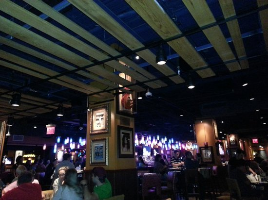 Hard Rock Cafe: show