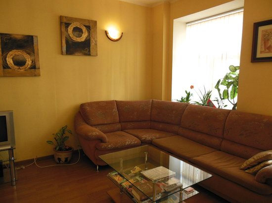 Nevsky Inn 1 Bed and Breakfast: dinning room