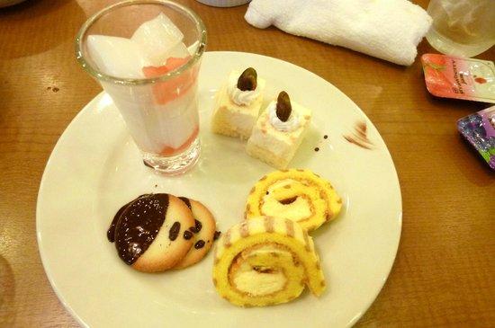 Awajishima Kanko Hotel: dinner2