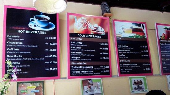 Cuppa Coffee: nice