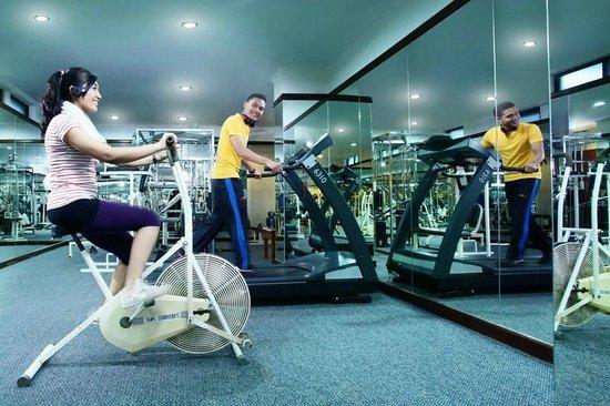 Hotel New Saphir Yogyakarta: Fitness Centre