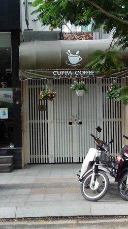 Cuppa Coffee: ncie