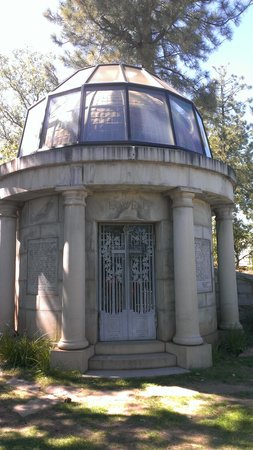 Lowell Observatory: Percival Lowell Mausoleum