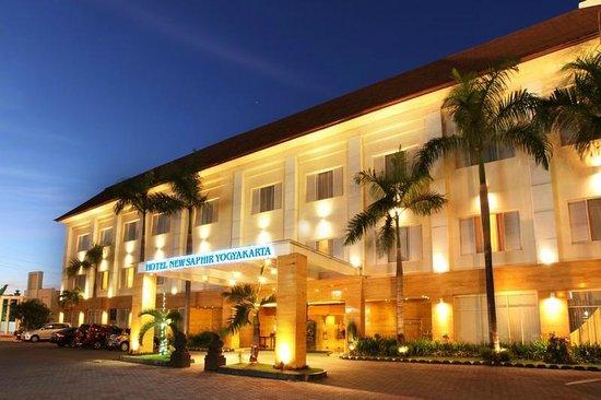 Hotel New Saphir Yogyakarta: Hotel New Saphir