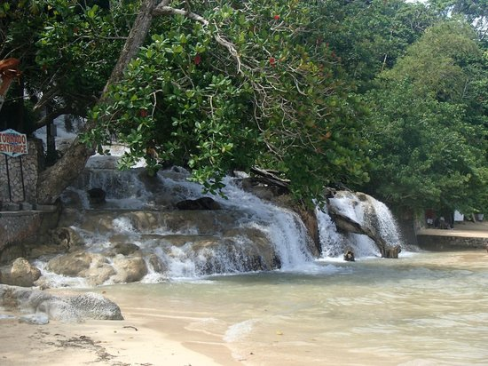 Dunn's River Falls and Park: 3