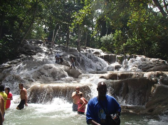 Dunn's River Falls and Park: 2