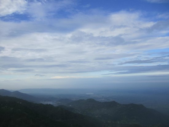 Birds View Kasauli: Early Morning