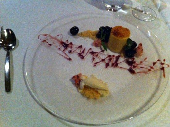 Kermadec Ocean Fresh Restaurant: Dessert Delicious