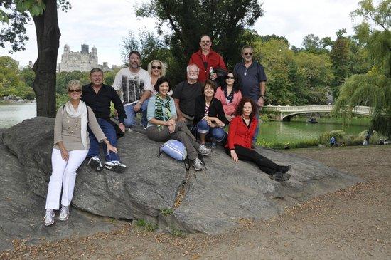 Peter Pen Tours of Central Park: Nice shot)))