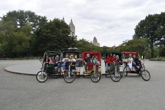 Peter Pen Tours of Central Park: Central Park Tours NYC
