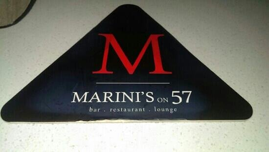Marini's on 57: Marinis 57 at Petronas