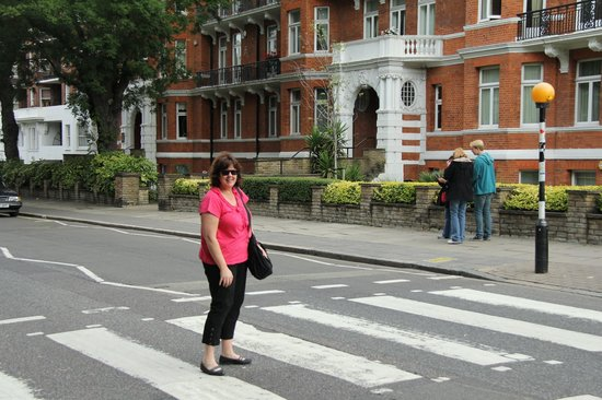 London Black Taxi Tours: Abbey Road