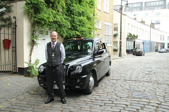London Black Taxi Tours: Michael