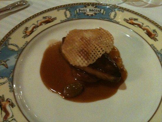 Restaurant Paul Bocuse: Vorspeise