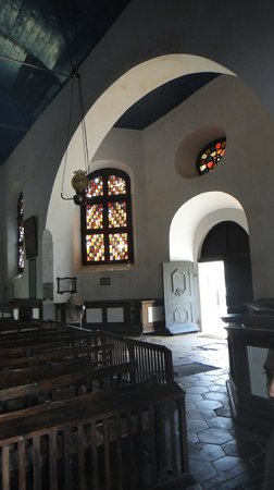 Dutch Reformed Church: most likely the coolest place in Galle