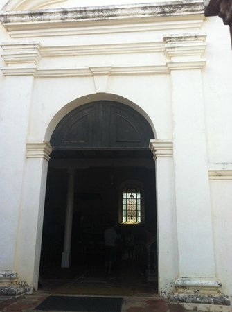 Dutch Reformed Church: If only that door could talk !!!!