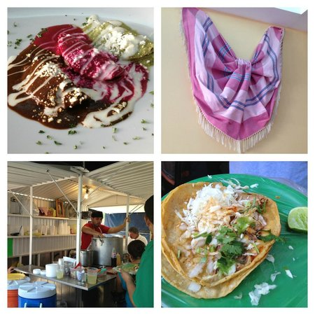 Vallarta Food Tours: Mole Rosa & Taco Stand
