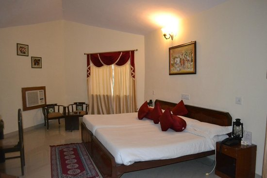 Abrar Palace Wildlife Resort: Room