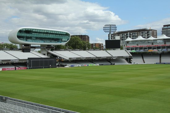 Lord's Cricket Ground: Media centre