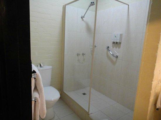เลเชอร์อินน์เพนนีรอยัลโฮเต็ลแอนด์อพาร์ทเมนท์ส: Shower
