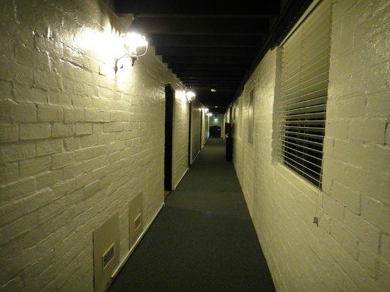 เลเชอร์อินน์เพนนีรอยัลโฮเต็ลแอนด์อพาร์ทเมนท์ส: Doorway